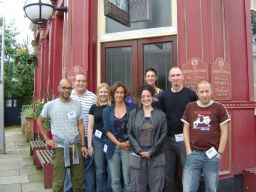 2005 BBC Writers Academy graduates