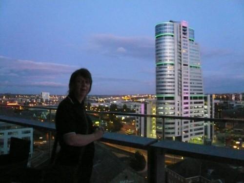 Gill at Sky Lounge, City Inn Leeds