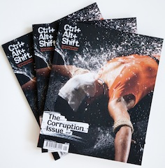 Ctrl.Alt.Shift - The Corruption Issue