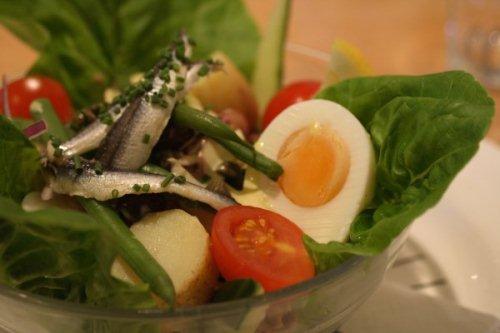 Salts Diner salad nicoise