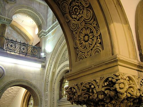 Leeds Library by Nuala Bugeye