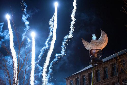 Firework Finale!