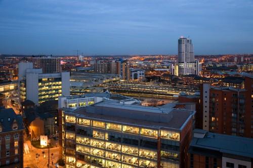 Leeds skyline 0304
