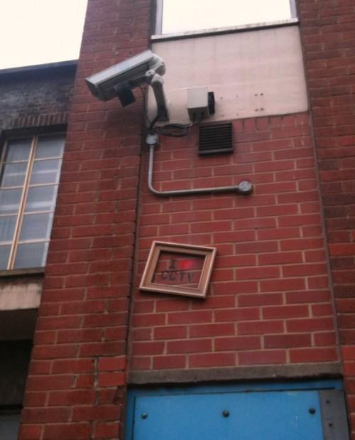 I love CCTV