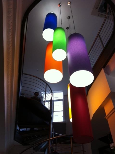 create lights