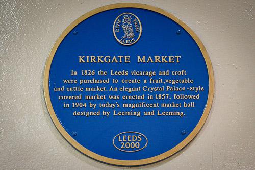 Kirgate Market