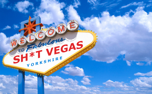 Welcome to Sh*t Vegas, courtesy of Hope and Social