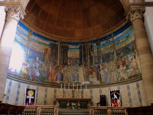 St A interior