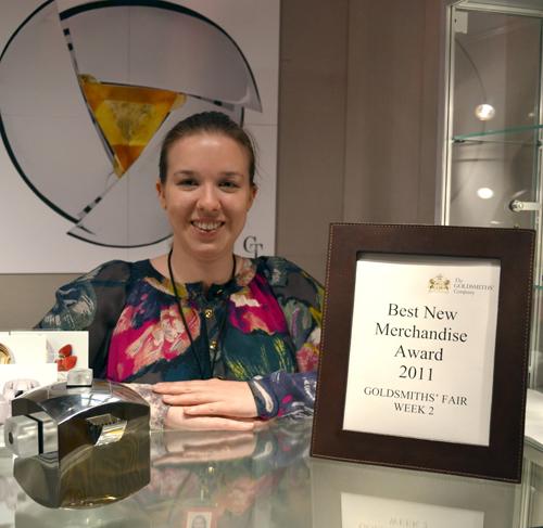 Charlotte Tollyfield Award Winner