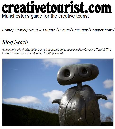 Blog North   CreativeTourist.com
