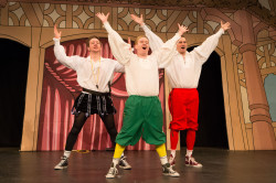 Reduced Shakespeare Company 2 - photocredit, Karl Andre-1