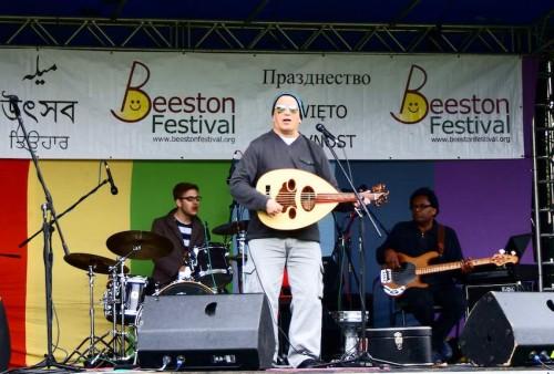 Hassan Erraji's MoRoccan Rollers at Beeston Festival