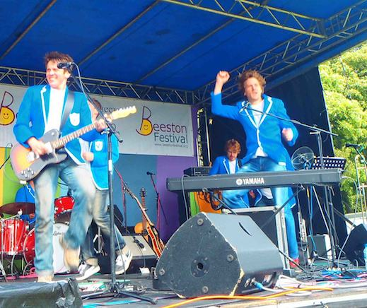 Hope & Social at Beeston Festival 2012