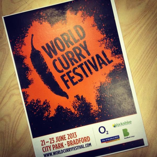 World Curry Festival Bradford 2013