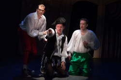 Reduced Shakespeare Company 3 - photocredit, Karl Andre