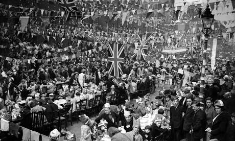Street party Coronation