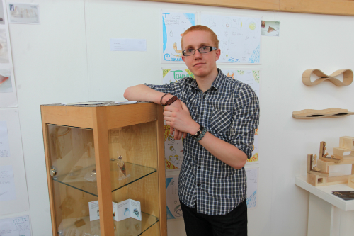 Thomas Fordham (3D Design Crafts) and his Zodiac Jewellery