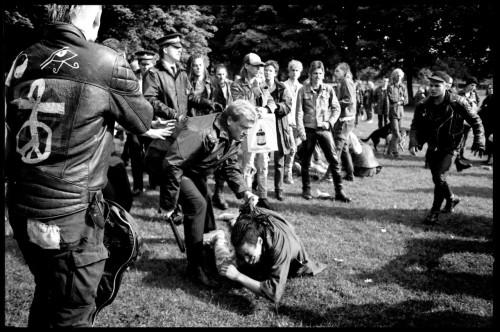02 Hyde Park Punks Picnic. Leeds