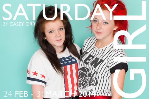 Saturday Girl at Leeds Gallery