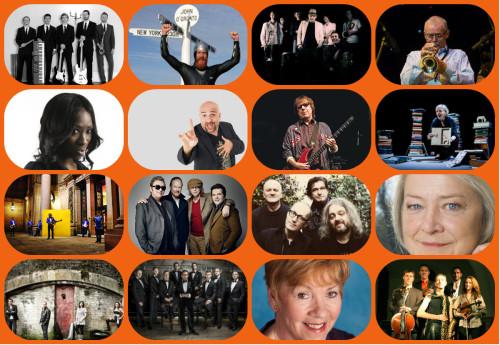 Grassington Festival 2014 Collage
