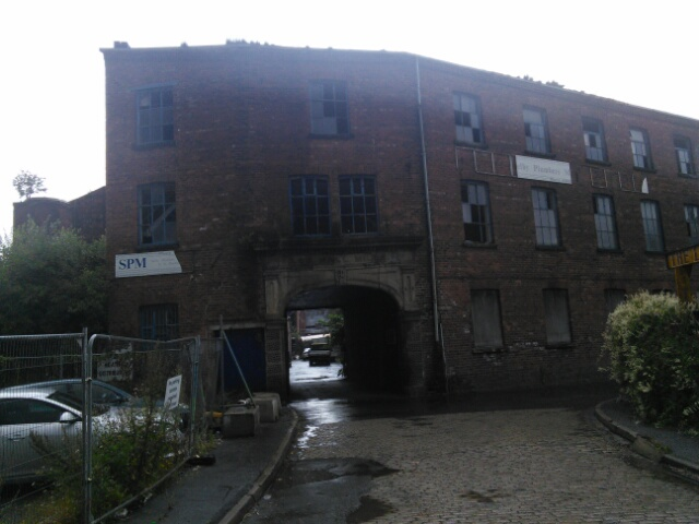 Low Hall Mill