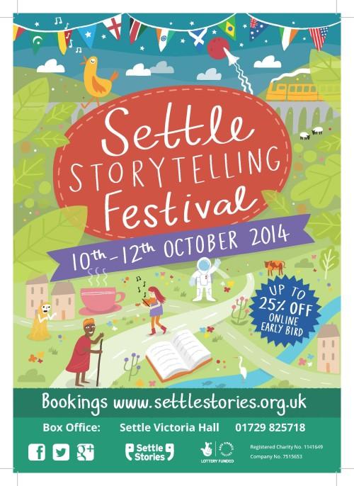 Settle Storytelling Festival