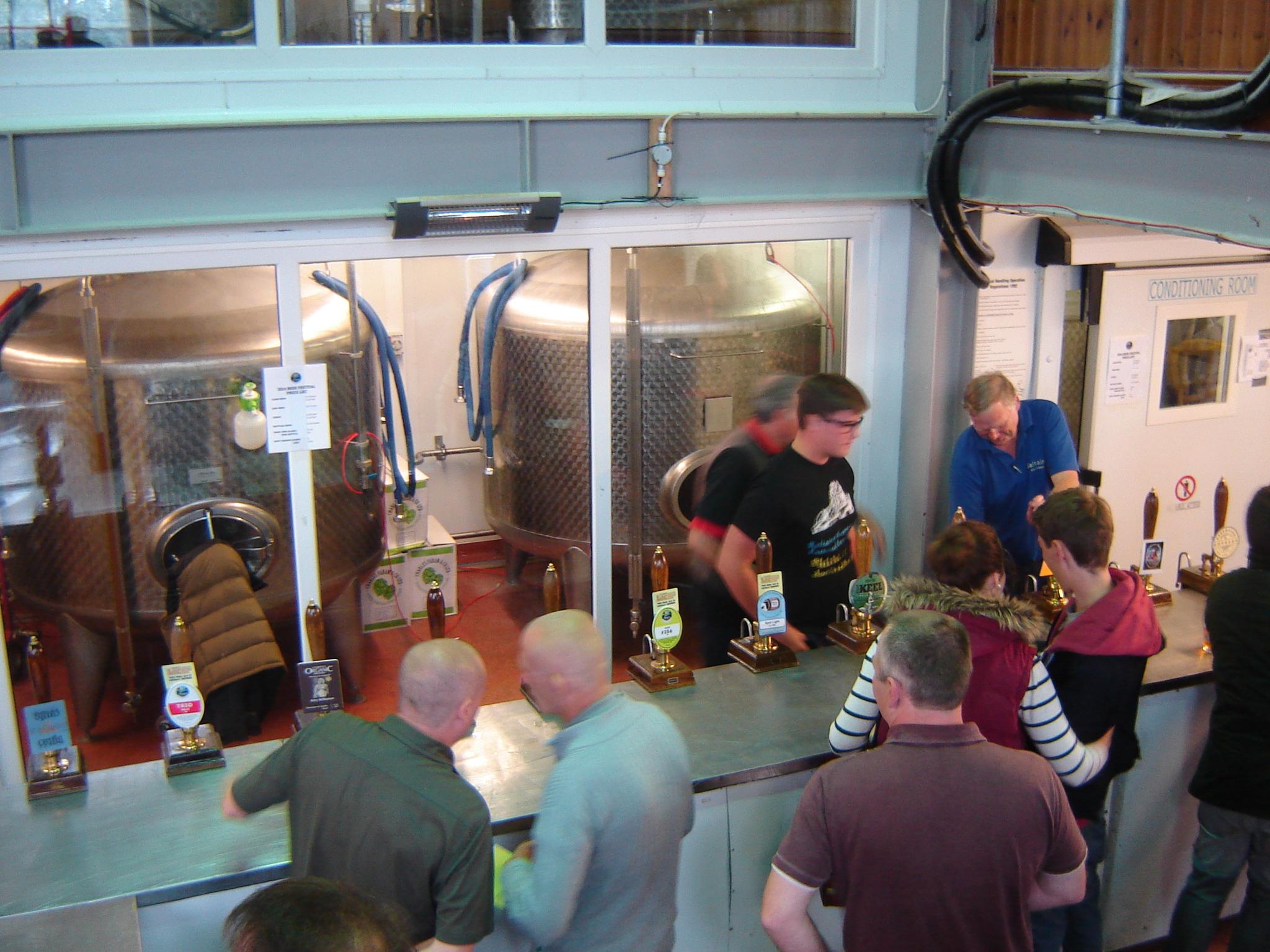 Saltaire beerfest 2