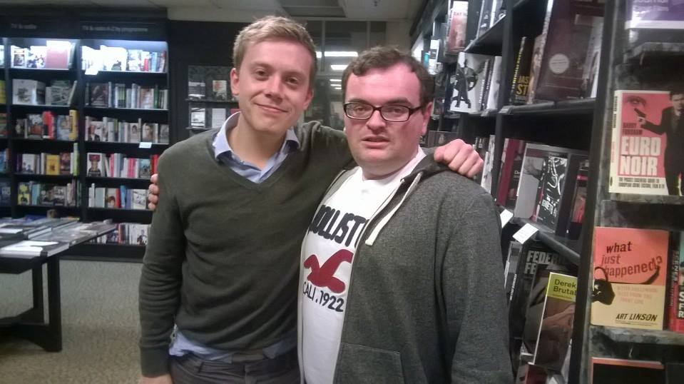 Damon and Owen Jones