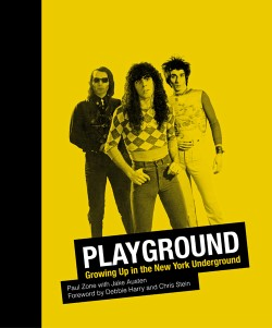 PLAYGROUND /  Book Cover