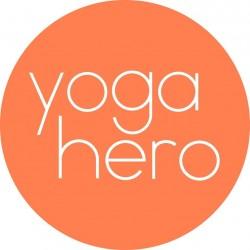 Yoga hero logo