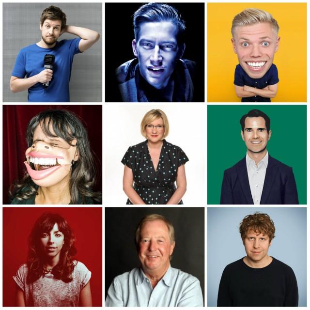 Harrogate Comedy Festival 2015 line-up highlights