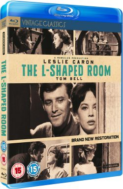 Bluray- The L-Shaped Room