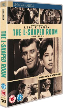 DVD - The L-Shaped Room