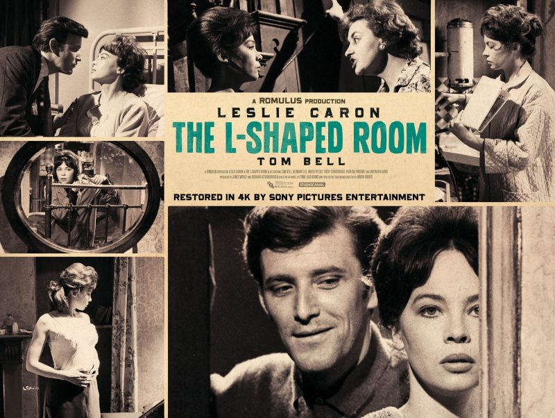 Quad Poster - The L-Shaped Room