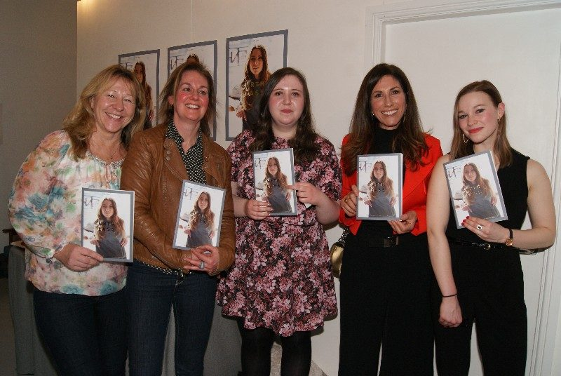 (L to R) Janette Benaddi & Helen Butters, Jess Howell, Gaynor Faye, Jenna Campbell (Photo: Philip Neary)