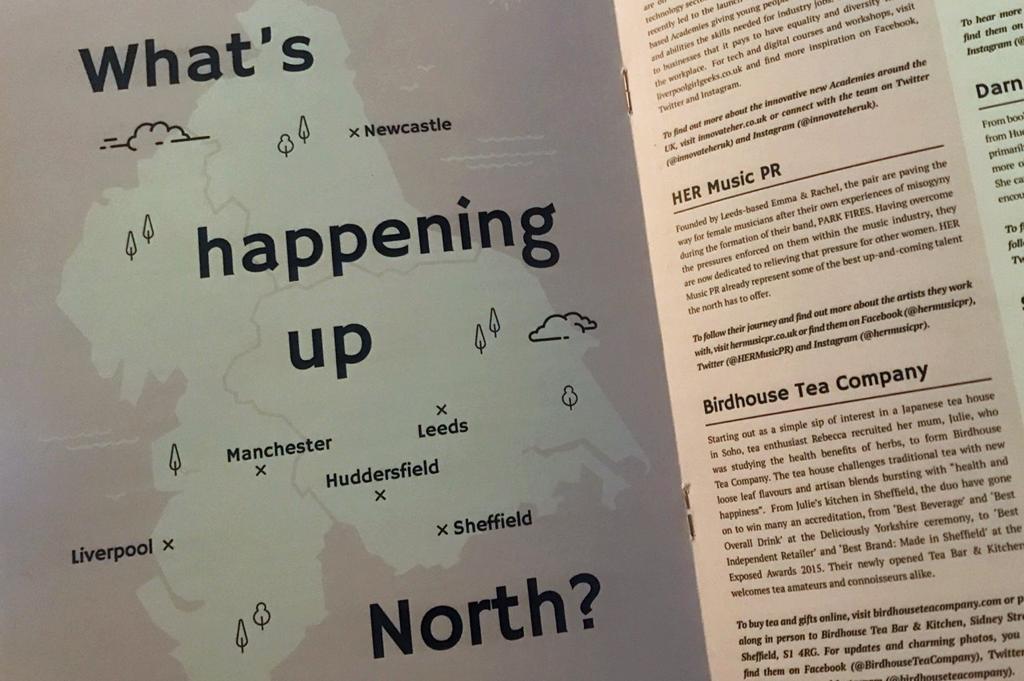 What's Happening? | NRTH LASS