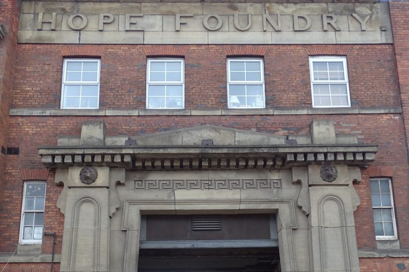 Built in 1831, Hope Foundry has a long standing history of making, creating and inventing...
