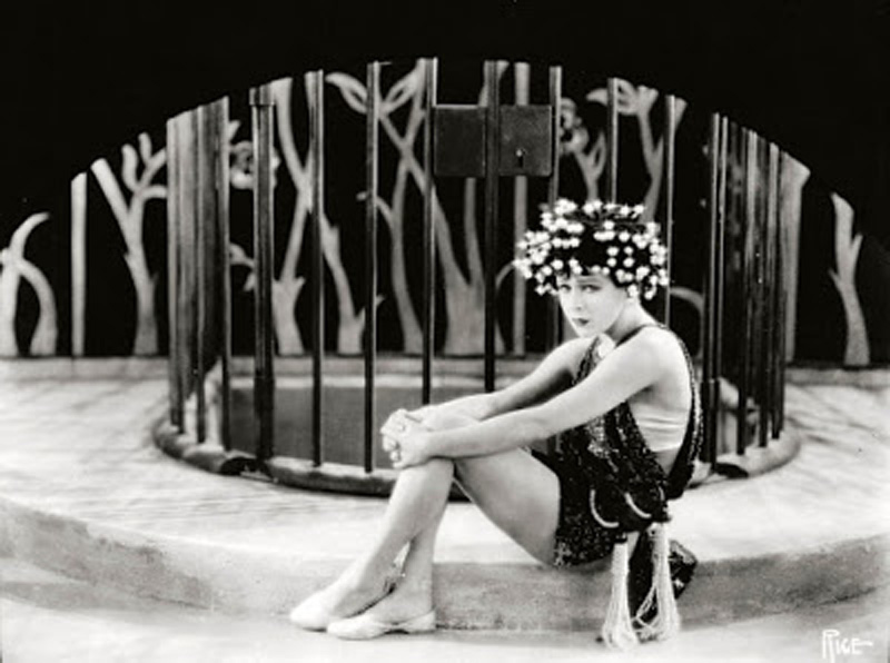 Alla Nazimova as Salomé