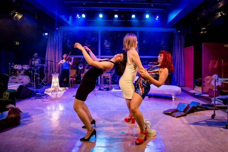Saturday Night Divas   Three Sisters by RashDash (Photo: RashDash)