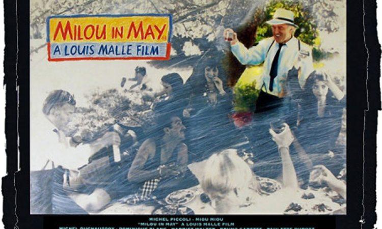 Poster - Milou en Mai