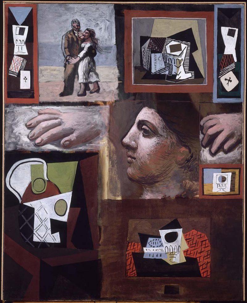 Pablo Picasso - Etudes (1920)