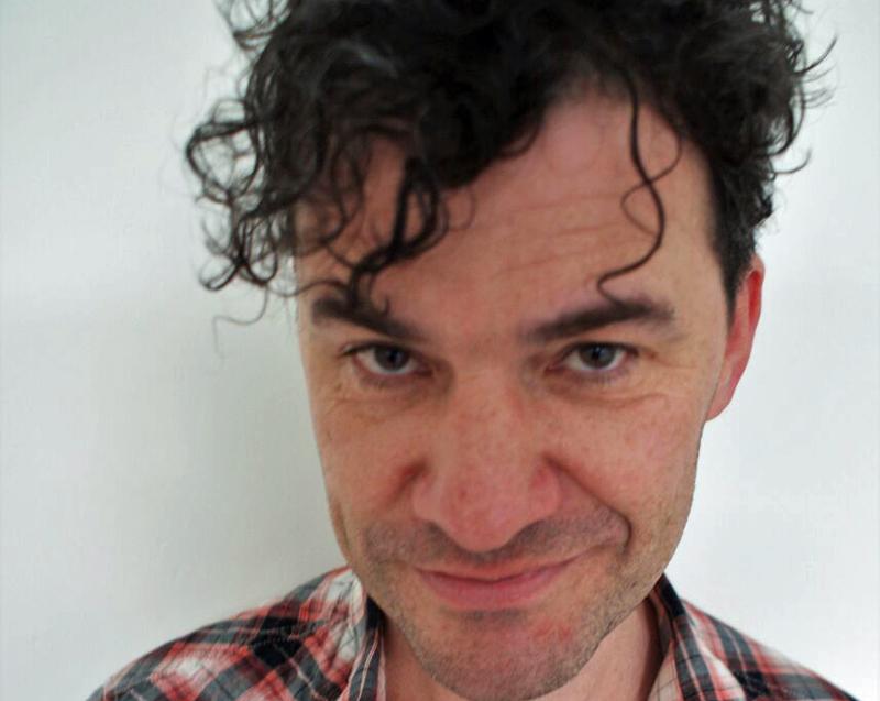 Director, Mark Cousins