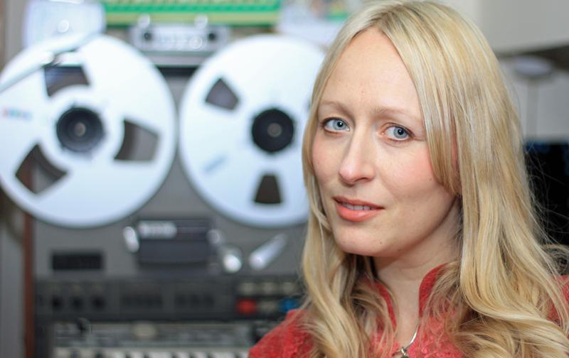Director Michelle Heighway