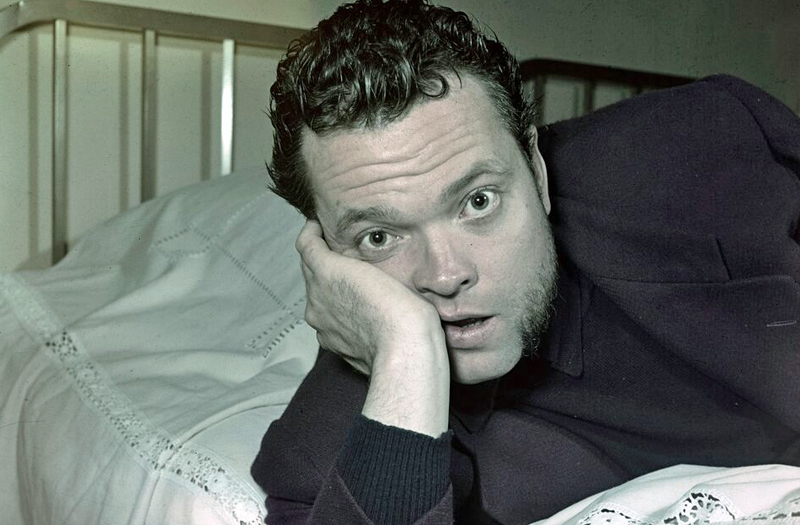 The Eyes of Orson Welles (Getty Images)