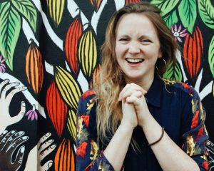 Hollie McNish_credit Helmi Okbara