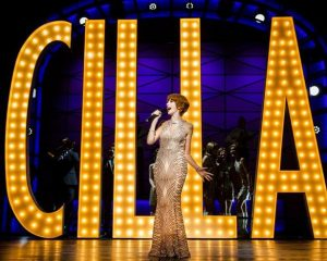 Kara Lily Hayworth as Cilla Black in CILLA THE MUSICAL