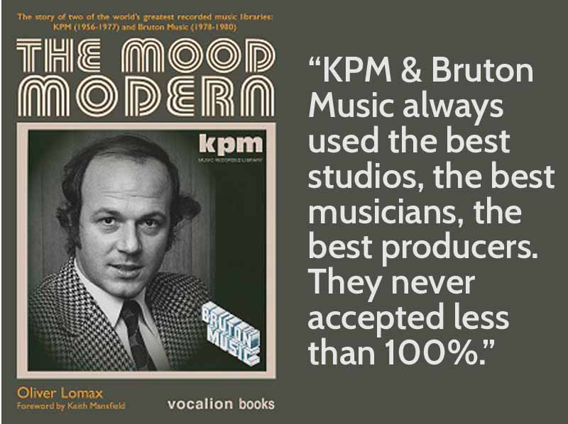The Mood Modern (Cover & Quote)