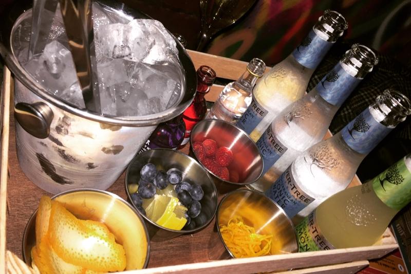 DIY Gin Box