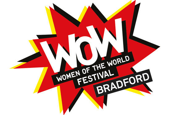 The logo for the Women of the World Festival 2018 held in Bradford this year.