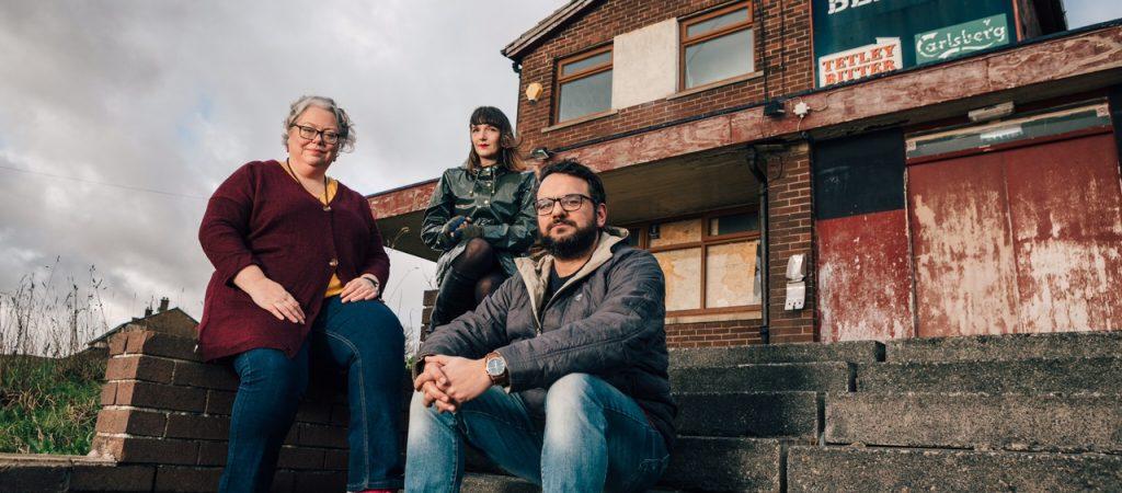Bringing Andrea Dunbar back home - Lisa Holdsworth, Adelle Stripe and Kash Arshad.